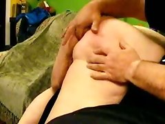 amateur homemade couple girlfriend wife fat bbw spanking fingering deepthroat face fuck gagging handjob blowjob brunette