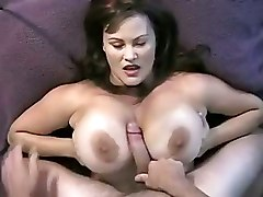 massive cock titty fuck boobs tits jizz facial cum