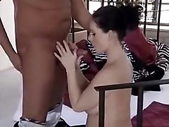 Hot Brunette  Pregnant Sex