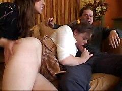 Babysitters Threesomes