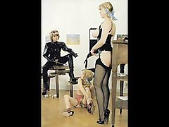 BDSM Stockings Vintage