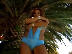 red head pornstar milf blowjob outdoor bikini big tits riding hardcore doggystyle cumshot