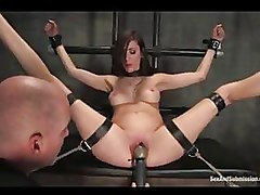 BDSM Bondage Pussy Torture
