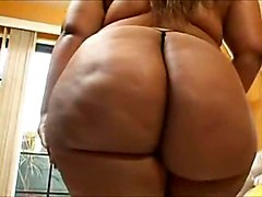 BBW Black and Ebony Voyeur
