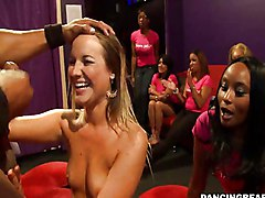 Bride Sucks And Fucks At Bachelorette Party