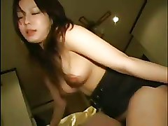 Asian Hairy Teen