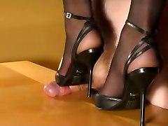 BDSM Foot Fetish Stockings