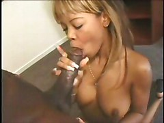 Blowjob Cumshot Ebony Blowjob Brunette Couple Cum Shot Ebony Oral Sex