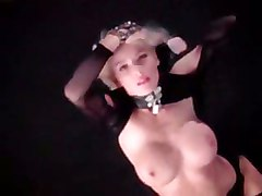julie smith penthouse ready ride dance fishnet ri