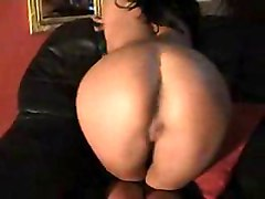 brunette couch striptease tight rubbing masturbation wet fingering close up toys dildo double penetration doggystyle anal blowjob solo dancing big tits masturbation