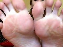 Foot Fetish Masturbation Softcore
