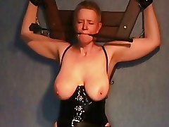 Amateur BDSM BDSM Whipping mature bondage pain and pleasure