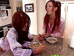 Lesbian Pussy Licking Redheads Teen