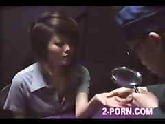 cute facial cumshot fortune teller orgasm amateur