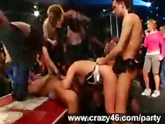 Party Reality Doggystyle Interracial Public