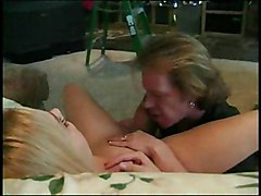 Blonde Blonde Blowjob Caucasian Couple Cum Shot Licking Vagina Oral Sex Vaginal Sex