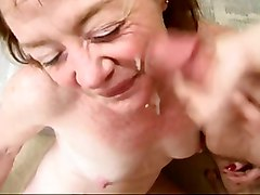Facials Old+Young Threesomes