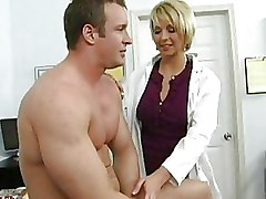 Balls Licking Hospital Nurses