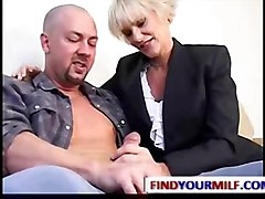 milf cougar wife blowjob mom cheating