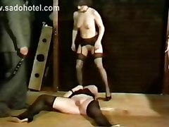 dominatrix mistress latex slave humaliliation bdsm pain bondage tied kick femdom horny fetish pussy ass tits