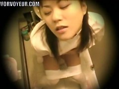 Asian Masturbation Voyeur Peeping NurseSolo Asian Voyeurism