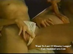 hardcore blowjob amateur homemade threesome