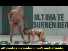 Catfight Domination Combat Humiliation Lesbians NudeFight Submission Voyeurs Wrestling