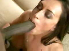 interracial milf brunette housewife