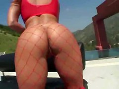 ass tight brunette pornstar outdoor public big tits blowjob handjob pussylicking ass licking fingering anal masturbation toys dildo gaping wet cumshot creampie cameltoe