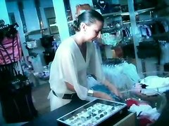 Voyeur In A Lingerie Store