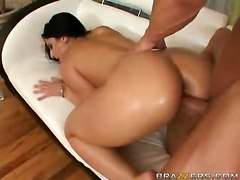 big ass big cock doggy style hardcore blowjob