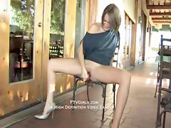 Babes Fingering Masturbation Public Nudity Sex Toys