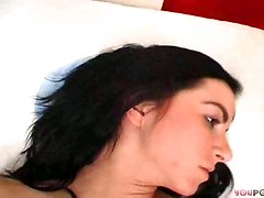 brunette hardcore doctor sex doggy sex cumshot