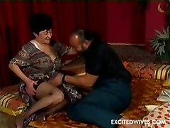 granny old mature blowjob big dick