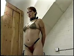 bdsm ball kicking kinkydi