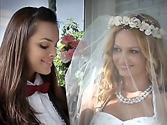 blonde  brunette  long hair  hairstyle  stylish  bride  lesbian  dress  decoration  cute  teen  lights  lesbian teen  lingerie  stockings  white stockings  beautiful body  erotic  bed  finger fuck  face  big tits  pussy  close up  69  lick