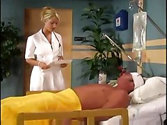 stockings cumshot facial hardcore blonde blowjob shaved nurse pussyfucking
