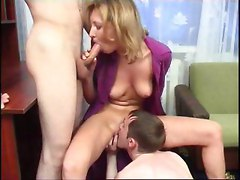 mom has sex with two young boys anal