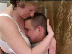 Mom Has Incest Sex With Her Own Son