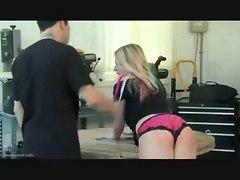 Bdsm Spanking Fetish Flogging Submission Bondage Hardcore Blonde Babe TitsExtreme Spanking Blonde