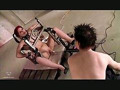 Bdsm Bondage Spanking Machine Gothic Teens Toys Redhead Hardcore Teens 18  Other Fetish Redhead Extreme
