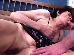 Facials Hairy Matures