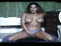 dildo big boobs oil british