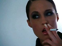 Smoking Fetish Busty Boobs Huge Tits Softcore Brunette Tease Milf Big Boobs Softcore Other Fetish MILF