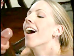 Blondes Blowjobs Cumshots Facials Handjobs