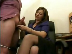 Great Homemade Handjob