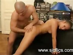 Anal Fisting Ass Extreme Teen Couch rough sex