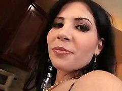 pussy hardcore pornstar creampie brunette linares rebeca