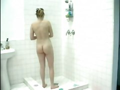 brunette amateur shower realamateur voyeur bathing