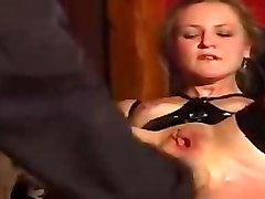 BDSM German Lesbians